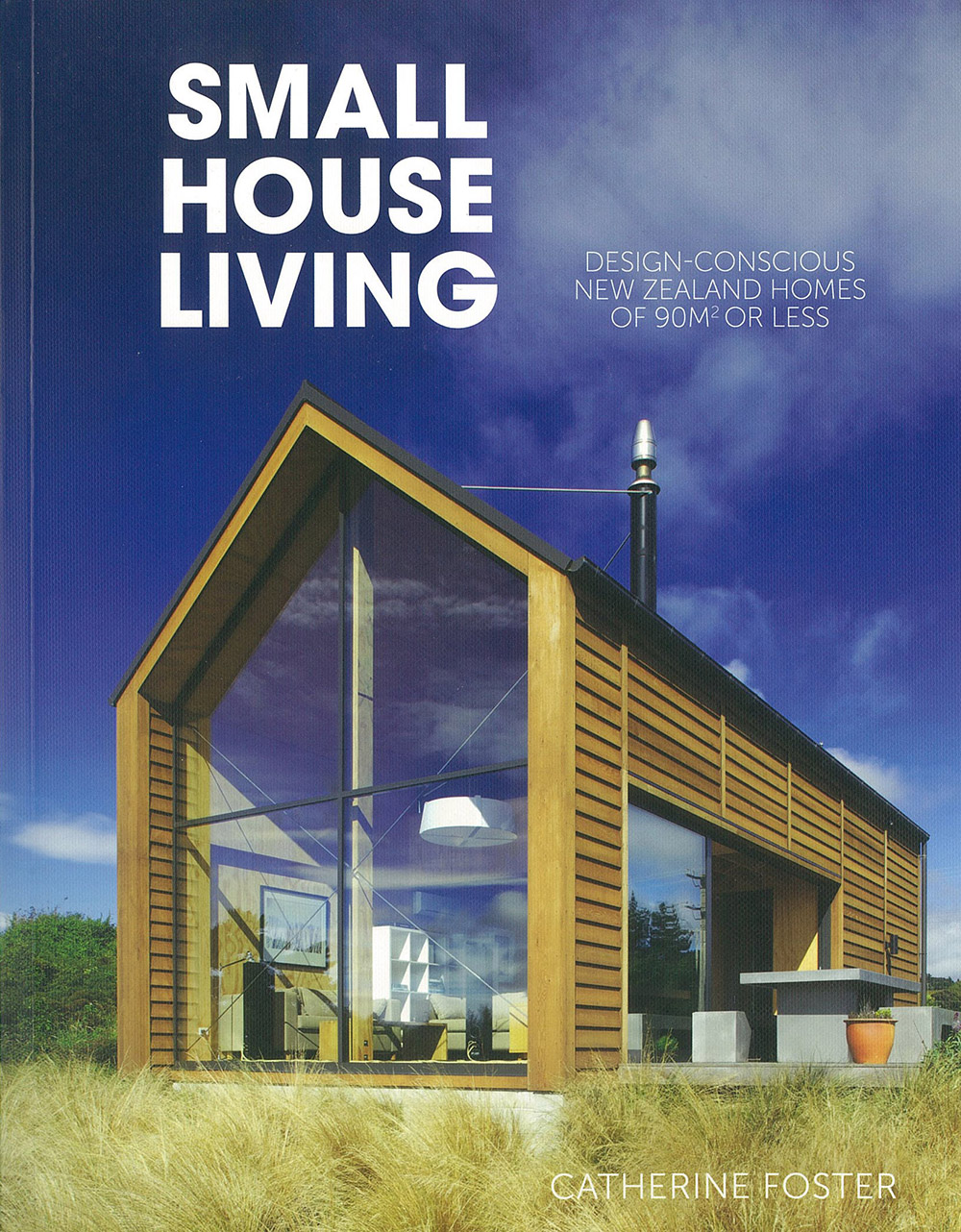 small house living cover - Small House Living