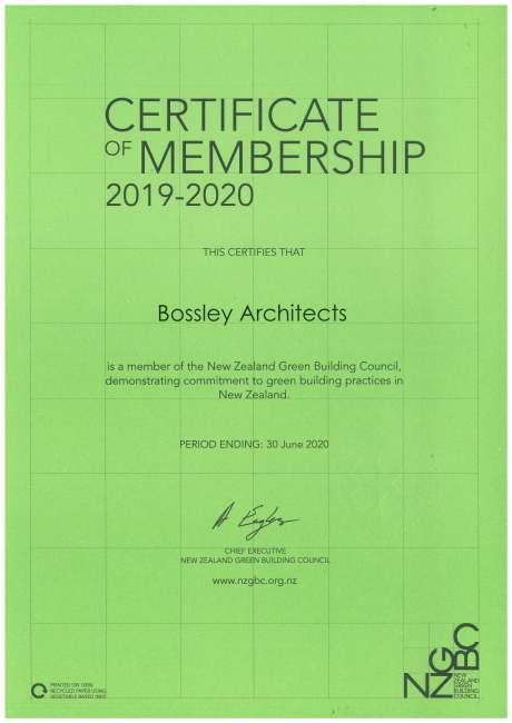 NZGBC 2019-2020