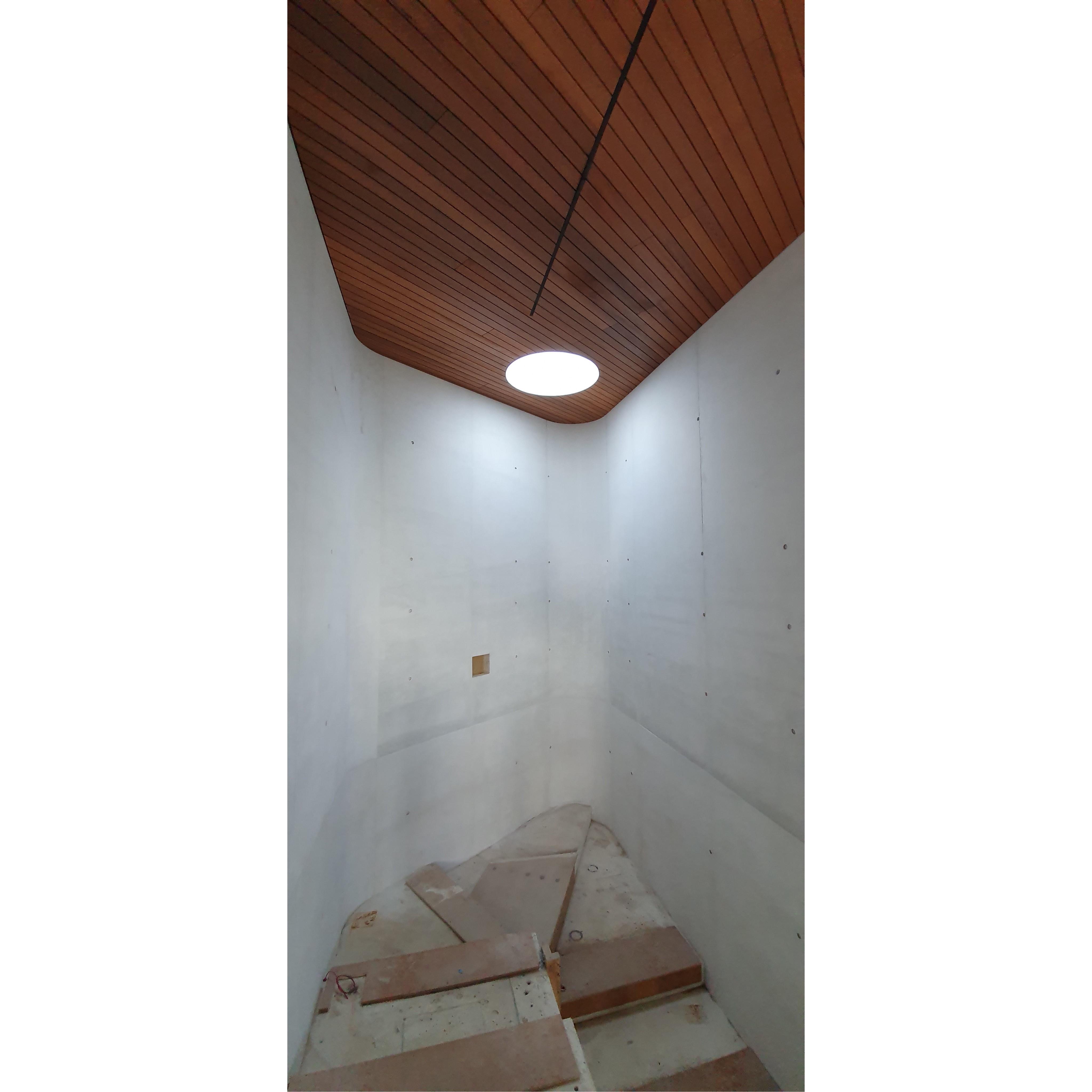 taka skylight stairs