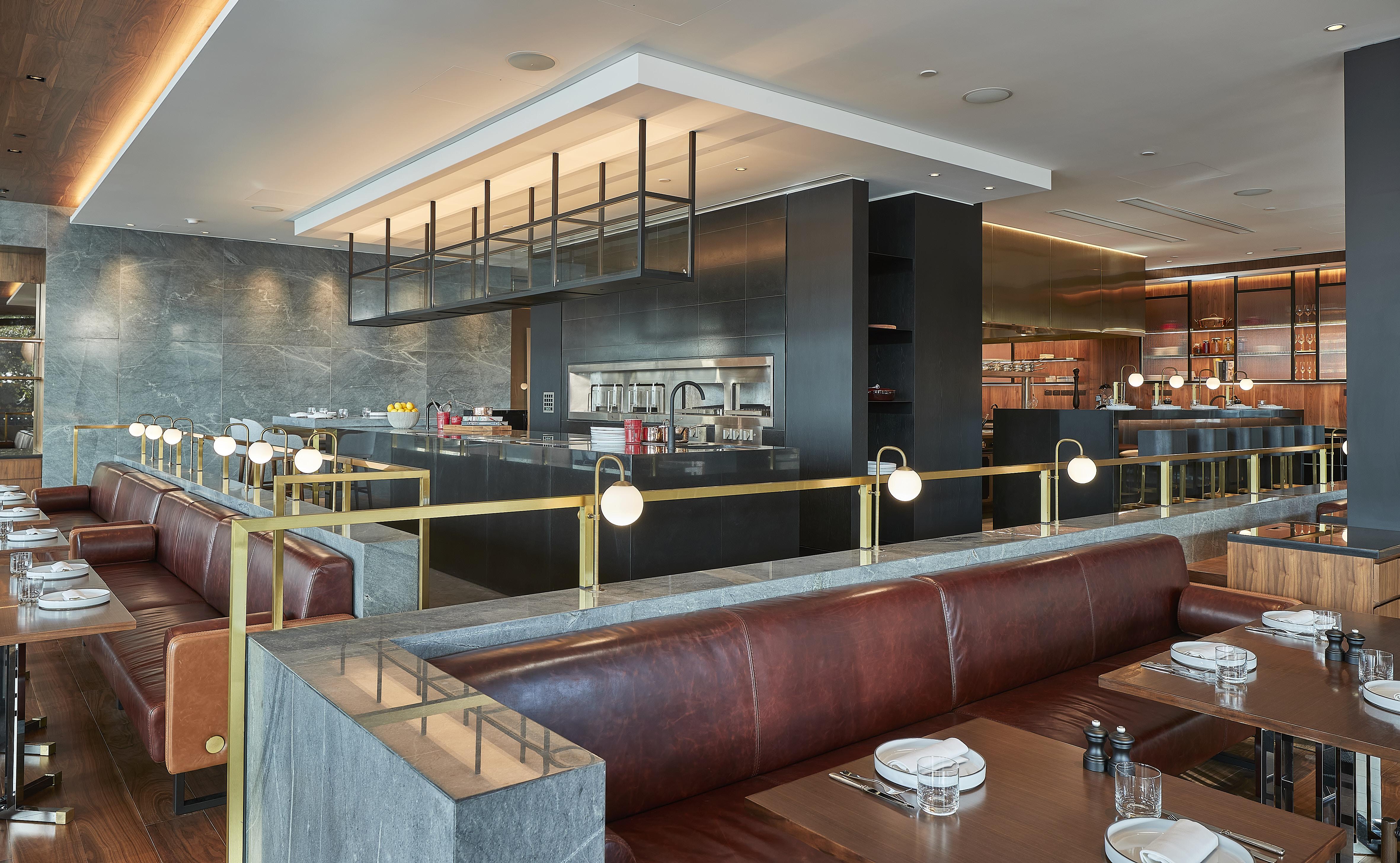 Onemata Restaurant at Park Hyatt Auckland